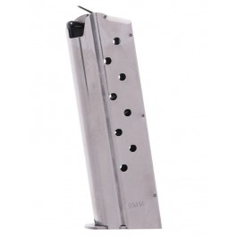 Kimber 1911 9mm Stainless Steel 9-round Magazine