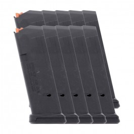 10 PACK Magpul PMAG 15 GL9 Glock 19 9mm 15-Round Polymer Magazine