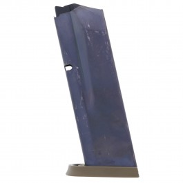 Smith & Wesson M&P .45 ACP 10-Round Magazine with Brown Base Plate