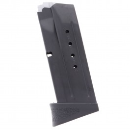 Smith & Wesson S&W M&P Compact 9mm Luger 12-Round Factory Magazine with Finger Rest