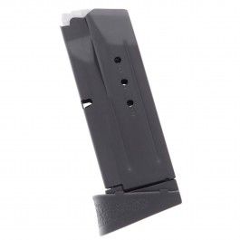 Smith & Wesson S&W M&P Compact 9mm Luger 10-Round Factory Magazine with Finger Rest