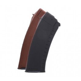 Bulgarian AK-74 5.45x39mm 30-Round Steel Lined Feed Lip Polymer Magazine