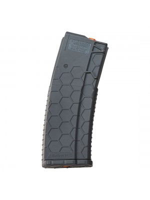 Hexmag Series 2 AR-15 .223/5.56 30-Round Polymer Magazine Colors Meshed