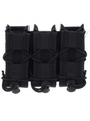 HSGI Triple Pistol TACO Belt Mounted Magazine Pouch