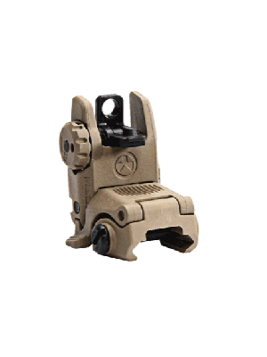 Magpul MBUS Rear Back Up Sight Colors Meshed
