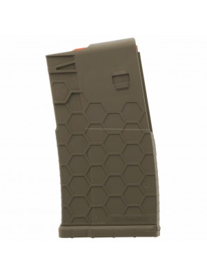 Hexmag Series 2 AR-10, SR25, .308/7.62X51 10-Round Polymer Magazine Right View