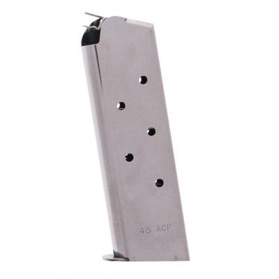 Kimber 1911 .45 ACP Stainless Steel 7-round magazine (1000156A)