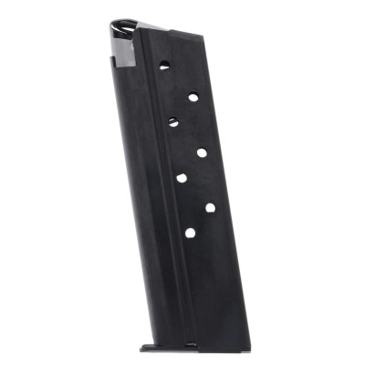 Metalform Standard 1911 Government, Commander 10mm, Cold Rolled Steel (Removable Base & Round Follower) 8-Round Magazine Left