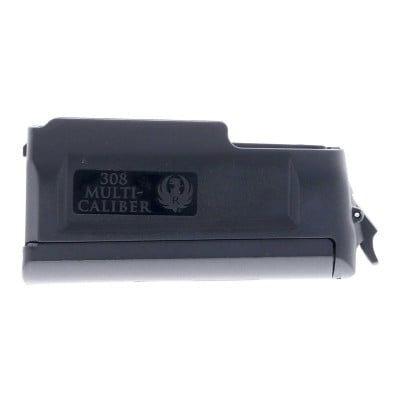 Ruger American Rifle .308 Multi-Caliber 4-Round Magazine (right view)