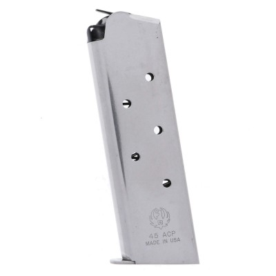 Ruger SR1911 .45 ACP 7-Round Magazine Left View