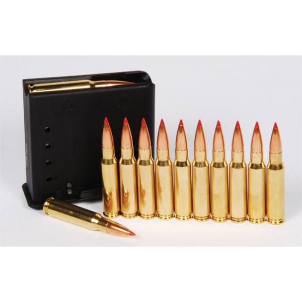 Steyr Arms Mannlicher Pro Hunter .338 Federal 6-Round Magazine
