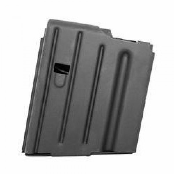Smith & Wesson AR-10 .308/7.62x51mm 10-Round Stainless Steel Magazine Right View