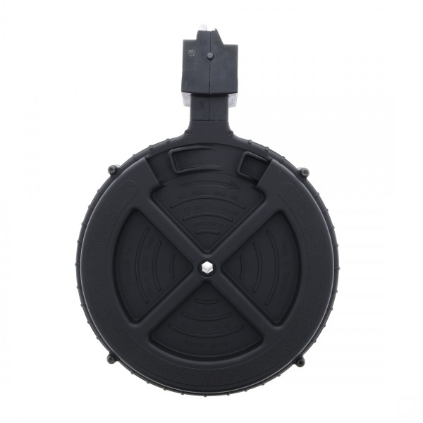 GSG Ruger 10/22 SR-22 22LR 110-Round Rotary Drum Magazine Front View