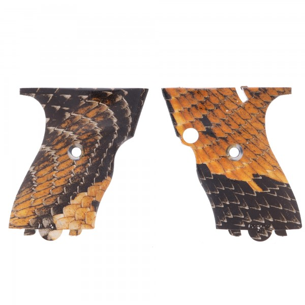 Hi-Point C9/CF380 Snake Skin Pattern Grip Set