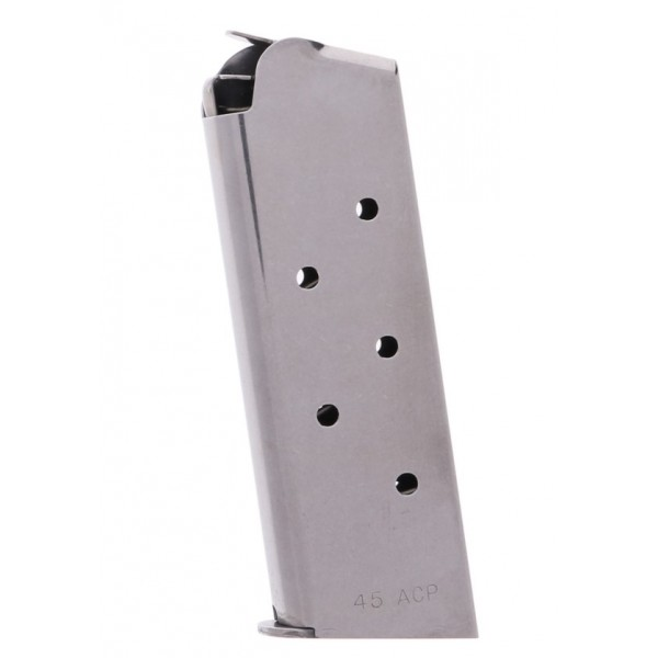 Kimber 1911 .45 ACP Stainless Steel COMPACT 7-round magazine 1000173A