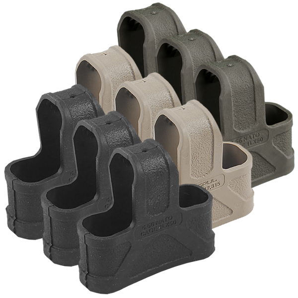 Magpul PMAG Original MAGPUL for PMAG AR-15 .223/5.56, 3 Pack