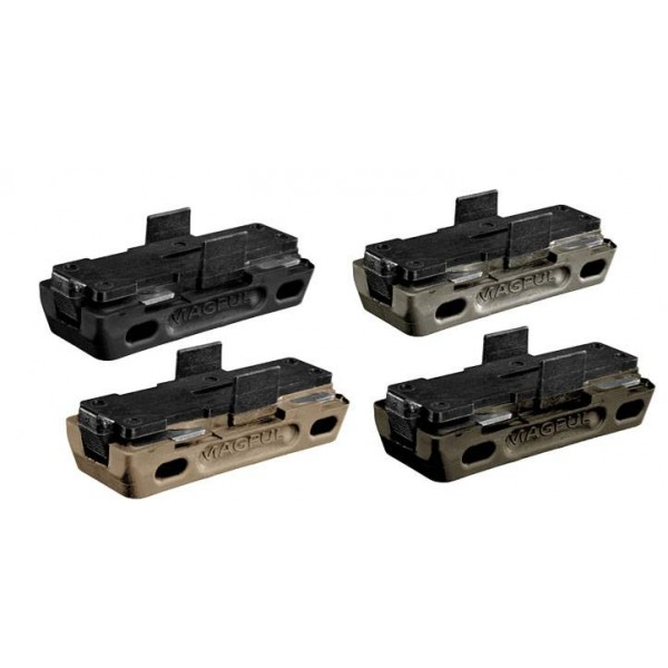 Magpul L-Plate USGI 5.56x45, 3 Pack Colors Meshed