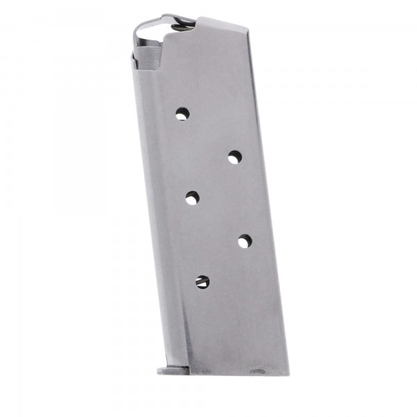 Metalform Sig Sauer P238, .380 ACP Stainless Steel (Welded Base & Flat Follower) 6-Round Magazine Right