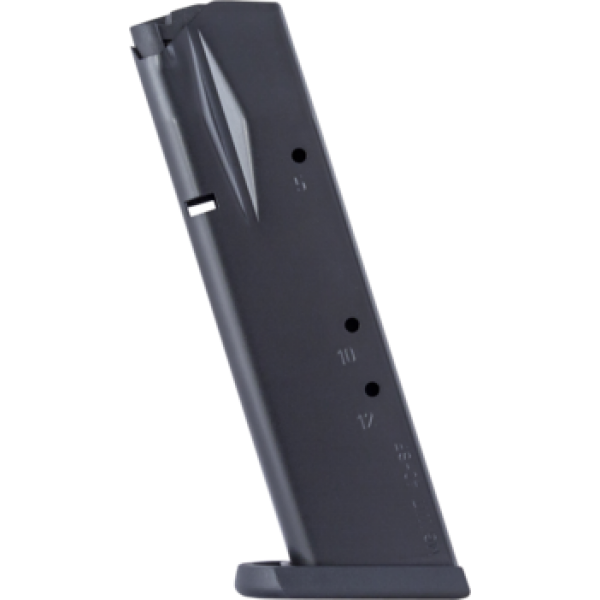 Mec-Gar Witness/Tanfoglio-SF .40 S&W 12-Round Magazine Left View