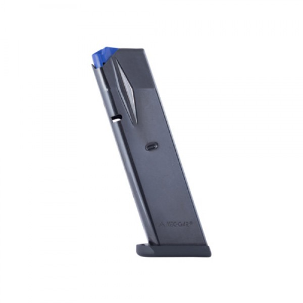 Mec-Gar Witness/Tanfoglio-SF 9mm 10-Round Magazine Left View