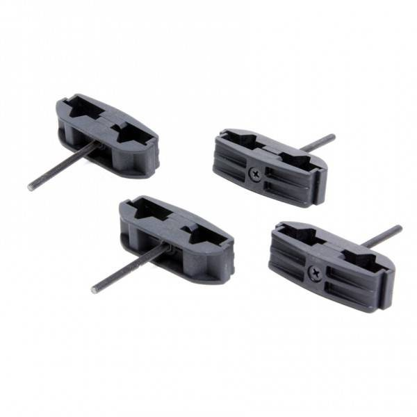 ProMag AK-47 Polymer Magazine Clamp, 4 Pack