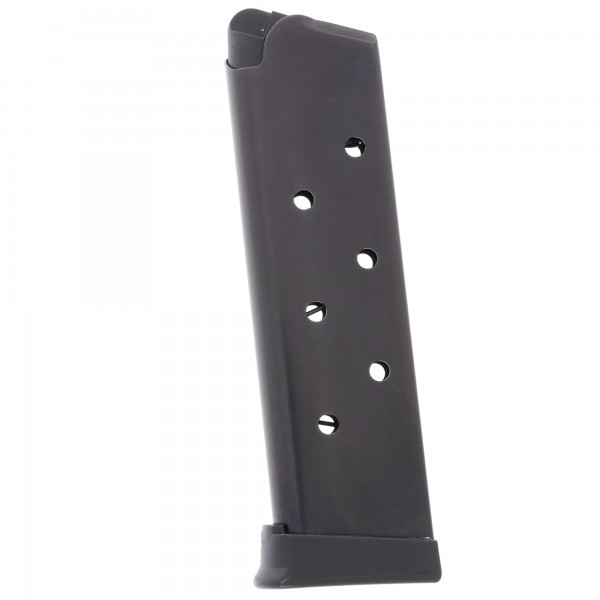 ProMag 1911 .45 ACP 8-round Government, Commander Magazine Blued Steel Left View