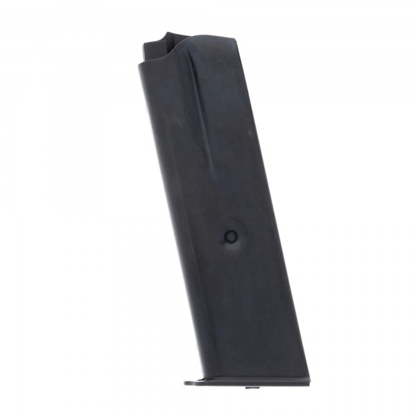 ProMag Browning Hi-Power 9mm 10-Round Steel Magazine Left View