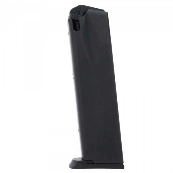 ProMag P93/P95 9mm 15-Round Blue Steel Magazine Left View