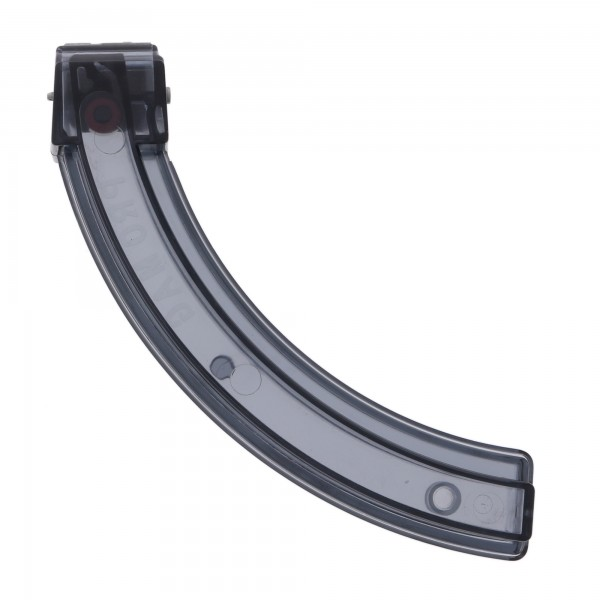 ProMag 10/22 Charger .22 LR 32-Round Smoke Polymer Magazine Right View