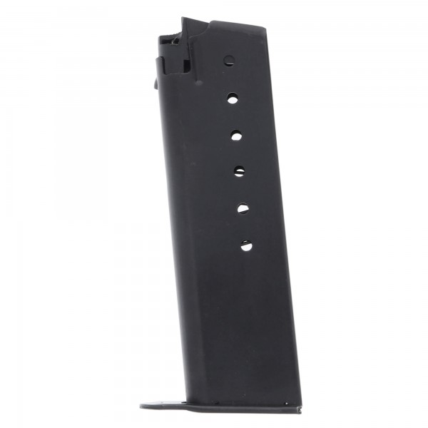 ProMag P7 M8 9mm 8-Round Blue Steel Magazine left