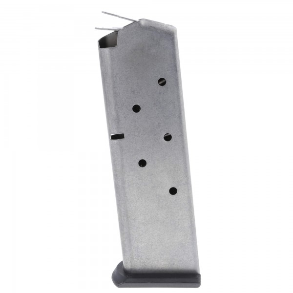 Ruger P345 .45 ACP 8-Round Stainless Steel Magazine Left View