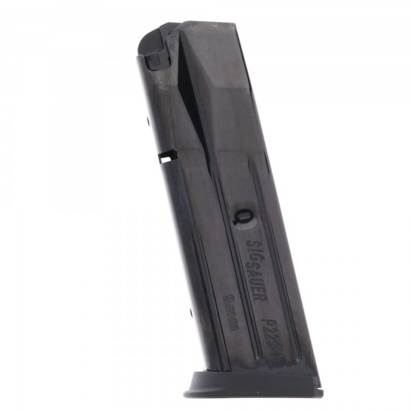 Sig Sauer P229 E2 9mm 10-Round Magazine Left View