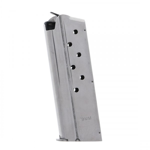 Sig Sauer 1911 9mm 8-Round Magazine Left View