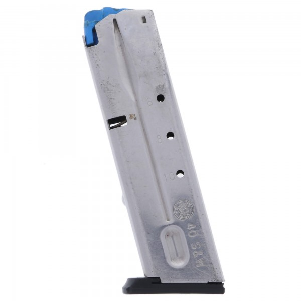 USED Smith & Wesson S&W 4043 .40 S&W 11-Round Factory Magazine Left
