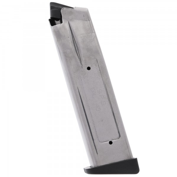 SPS Pantera, Falcon .45 ACP 14-Round Magazine With Base Pad