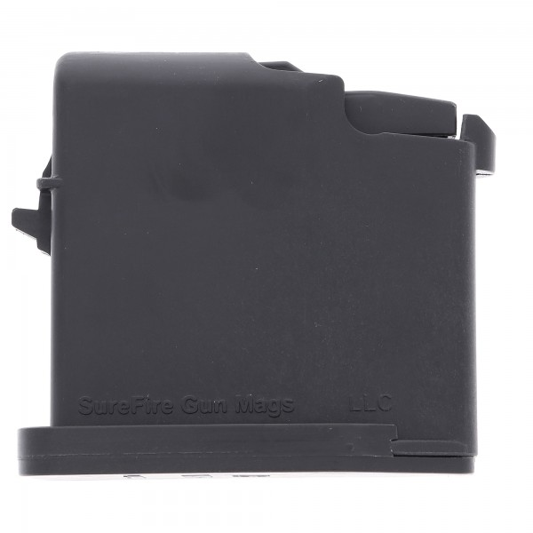 SGM Tactical Saiga 308/7.62 3-Rounds Polymer Black Magazine