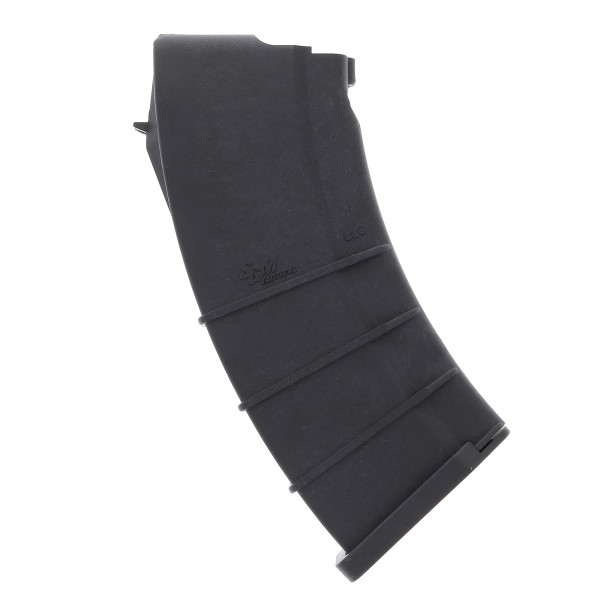 SGM Tactical Saiga 7.62x39mm 20-Round Polymer Black Magazine