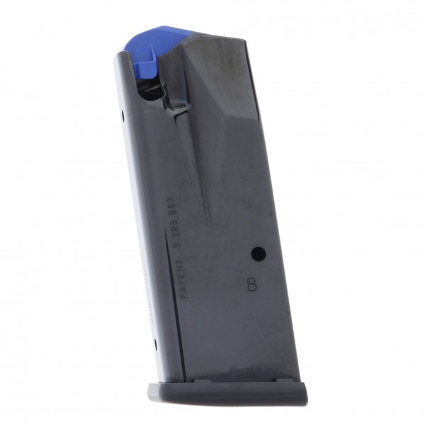 Walther P99 Compact in .40 S&W 8-Round Magazine Left