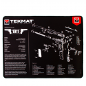 TekMat Ultra Premium Handgun Cleaning Mat 1911