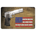 TekMat Handgun Cleaning Mat 2nd Amendment