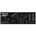 TekMat Long Gun Cleaning Mat AK-47