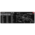 TekMat Long Gun Cleaning Mat FN-FAL