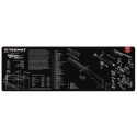 TekMat Long Gun Cleaning Mat Ruger Mini 14