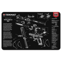 TekMat Handgun Cleaning Mat M&P