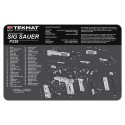 TekMat Handgun Cleaning Mat P226