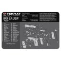 TekMat Handgun Cleaning Mat P229