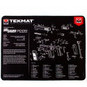 TekMat Ultra Premium Handgun Cleaning Mat P226