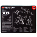 TekMat Ultra Premium Handgun Cleaning Mat XD