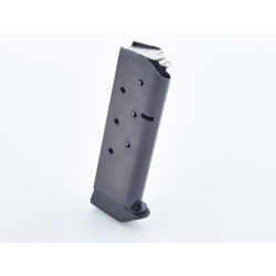 CMC Products Classic Series 1911 .45 ACP 7-Round Blued Steel Magazine With Pad right