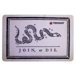 TekMat Handgun Cleaning Mat Join or Die